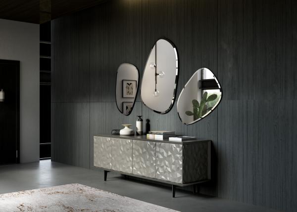 Specchio Miami Hires correzione multi